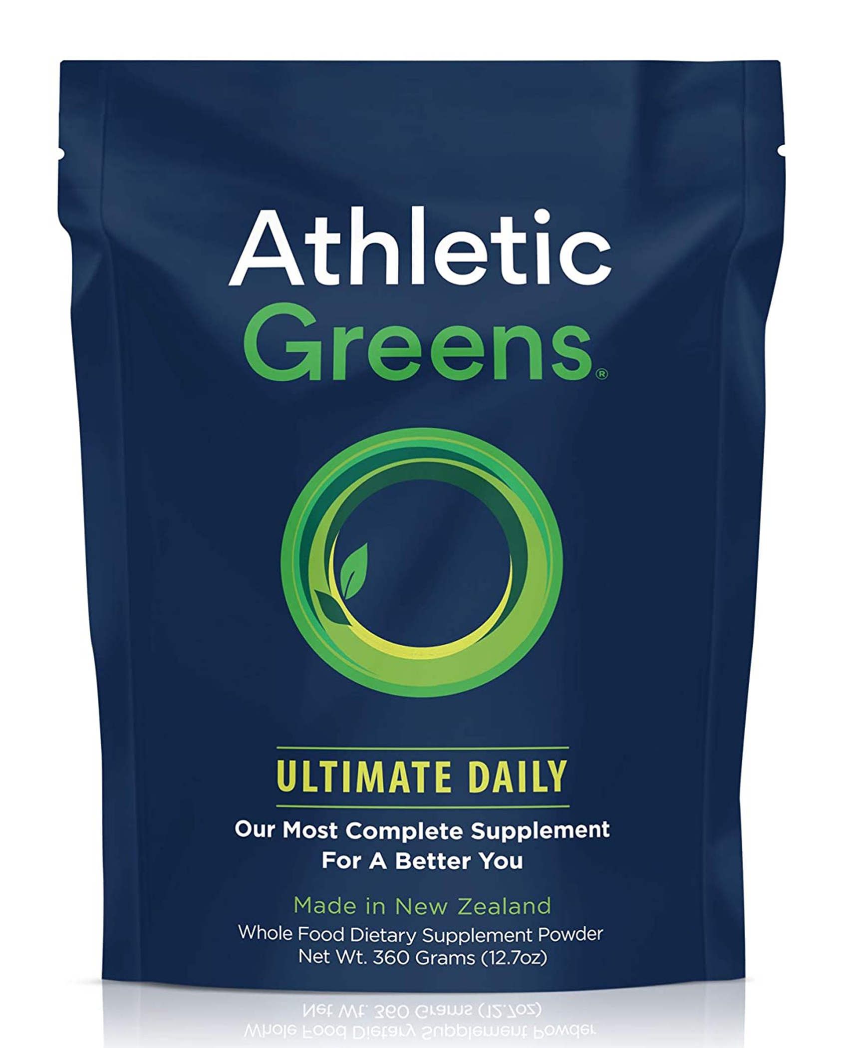 Athletic Greens Ultimate Daily Greens Supplement Powder