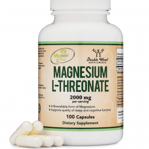 Magnesium L-Threonate 2000 mg