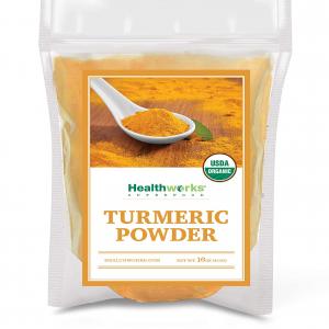 Organic Tumeric Powder 16oz
