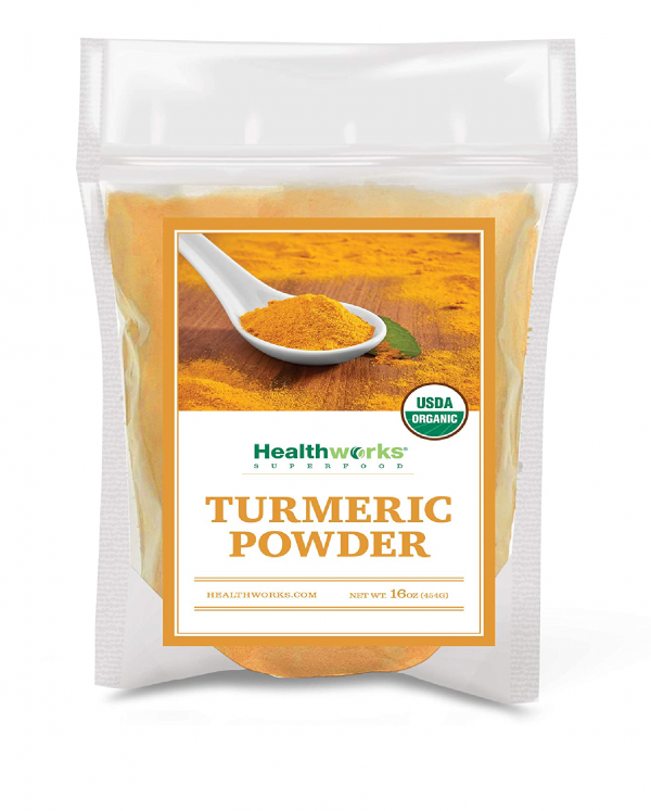 Organic Tumeric Powder 16oz